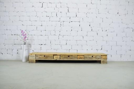 Lowboerd aus Europaletten, Paletten Lowboars, Paletten Sideboard, Sideboard aus Europaletten