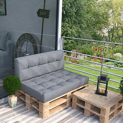 Lehne für Palettenmöbel / 110 cm / Kissenstütze für Möbel aus Europaletten