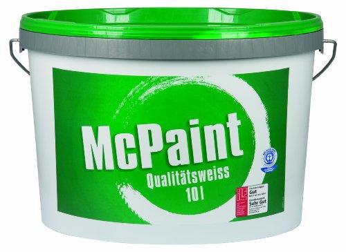 McPaint-Wandfarbe-Qualittswei-matt-10-Liter-wei-0