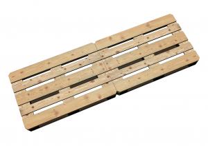 Europaletten Bett | Bett aus Paletten Bauanleitung
