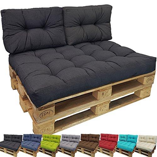 Proheim Outdoor Palettenkissen Lounge Palettensofa Indoor Outdoor Schmutz Und Wasserabweisende Palettenauflage Palettenpolster Fur Europaletten